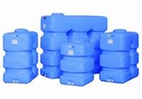 Watertanks stationair